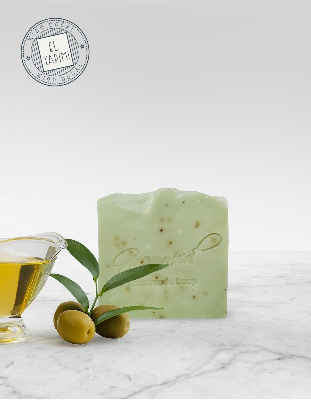 Nature Olive Oil Soap